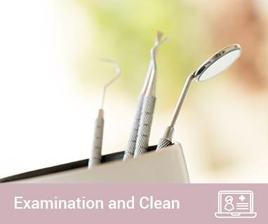 Examination & Clean