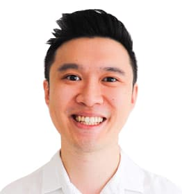 Associate Dentist Dr Jerome Kou