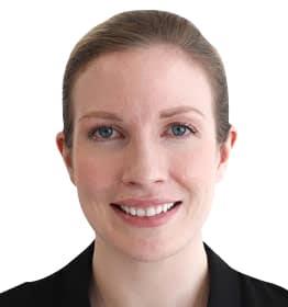 Dentist Dr Laura Barton
