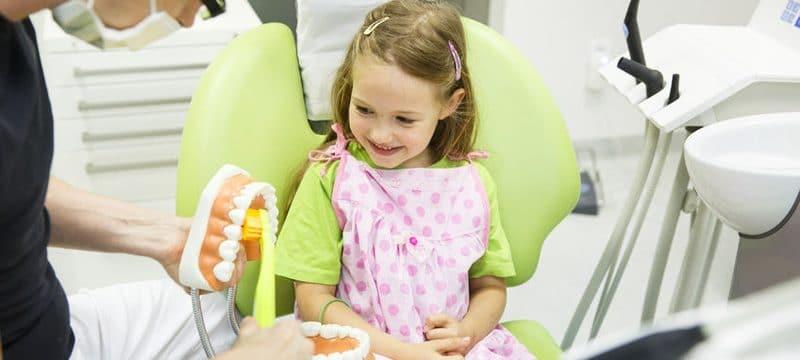 Common Paediatric Dental Procedures